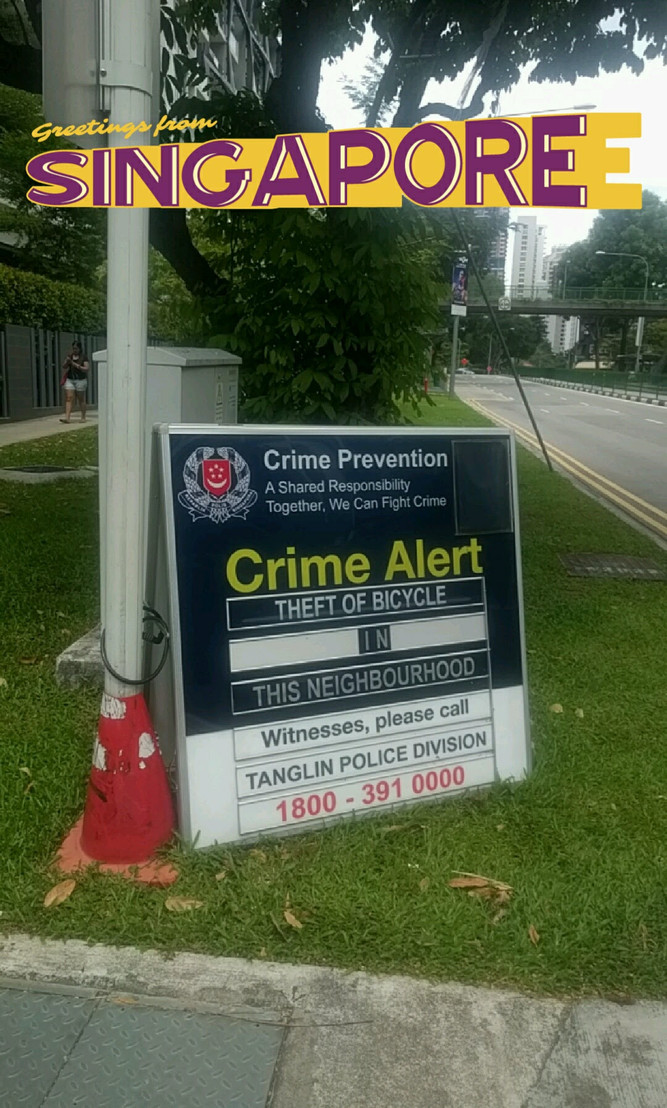 Singapore: a brief moment of order