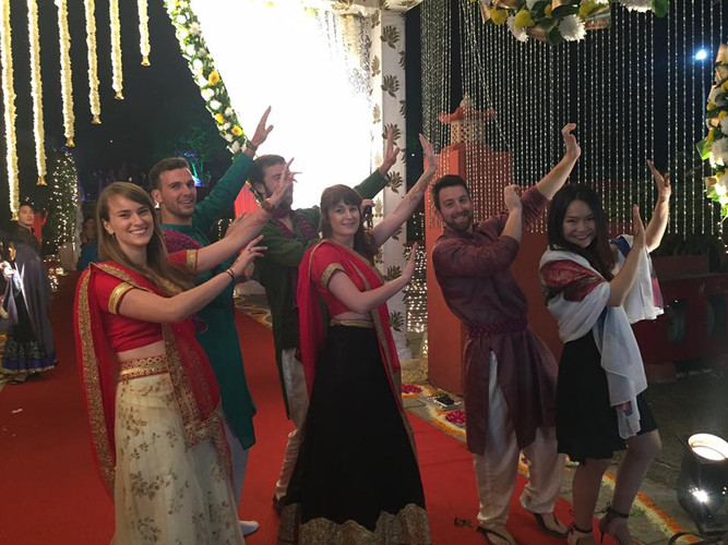 Pt 3: a wedding and a dance