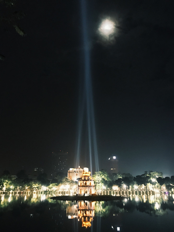 Hanoi: my future home?