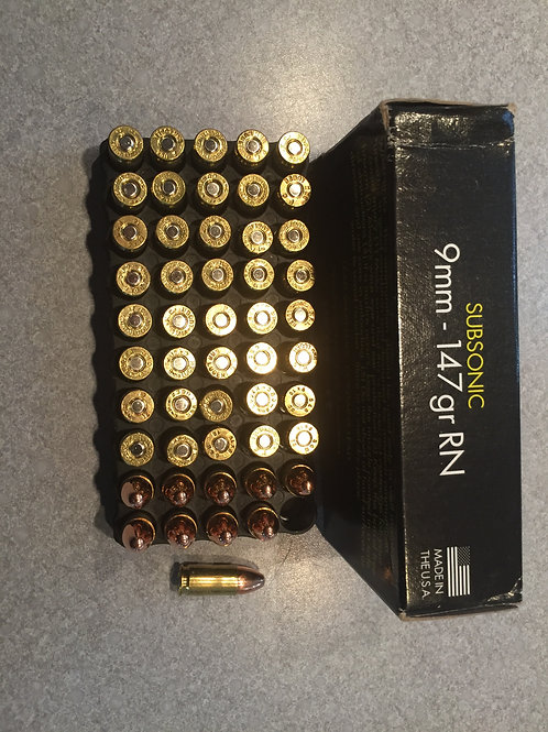 9mm 147gr