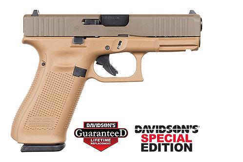 Glock 45 Davidsons Exclusive