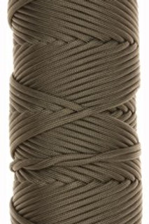 50 FEET TAC SHIELD CORD TACTICAL 550 OD GREEN