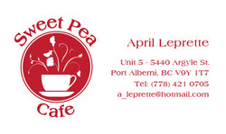 Sweet Pea Cafe