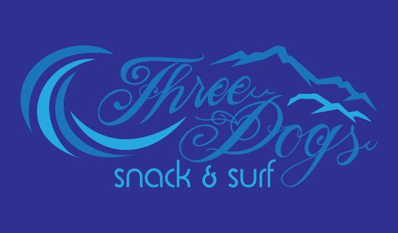 Three Dogs Snack & Surf
