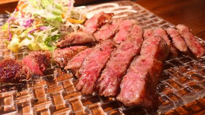 沖繩美食:那霸市國際通 肉屋 石垣牛 和牛牛排