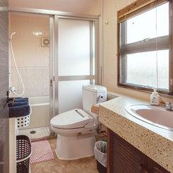 1階と2階それぞれにトイレを配置