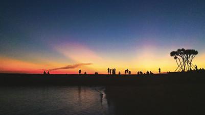 沖繩景點:中部美國村 北谷日落海灘