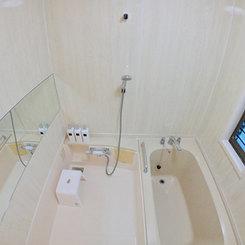 1階にお風呂が1つ