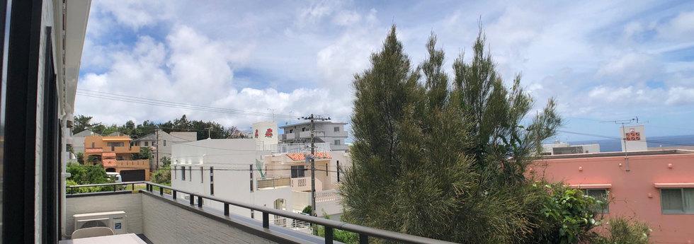 二樓看海陽台 附瓦斯BBQ