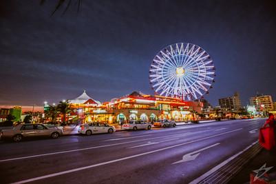 沖繩景點:中部美國村 彷彿身在美國逛街
