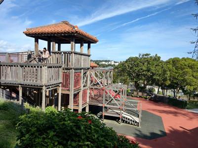 沖繩景點:必玩三大親子公園 玩到不想回家