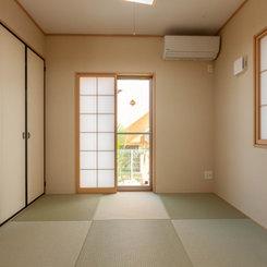 うれしい和室を完備