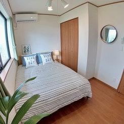 1階ベッドルーム