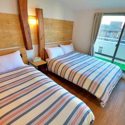 2階ベッドルーム