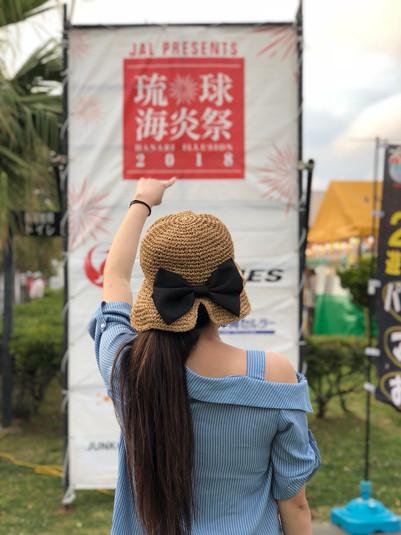 2018琉球海炎季 震撼煙花分享