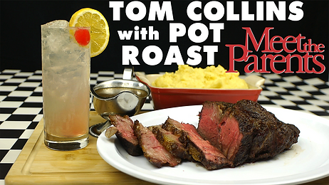 TOM COLLINS with POT ROAST from Meet the Parents (2000)