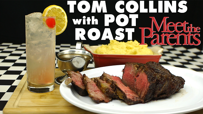 TOM COLLINS with POT ROAST