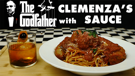 THE GODFATHER with CLEMENZA's SAUCE