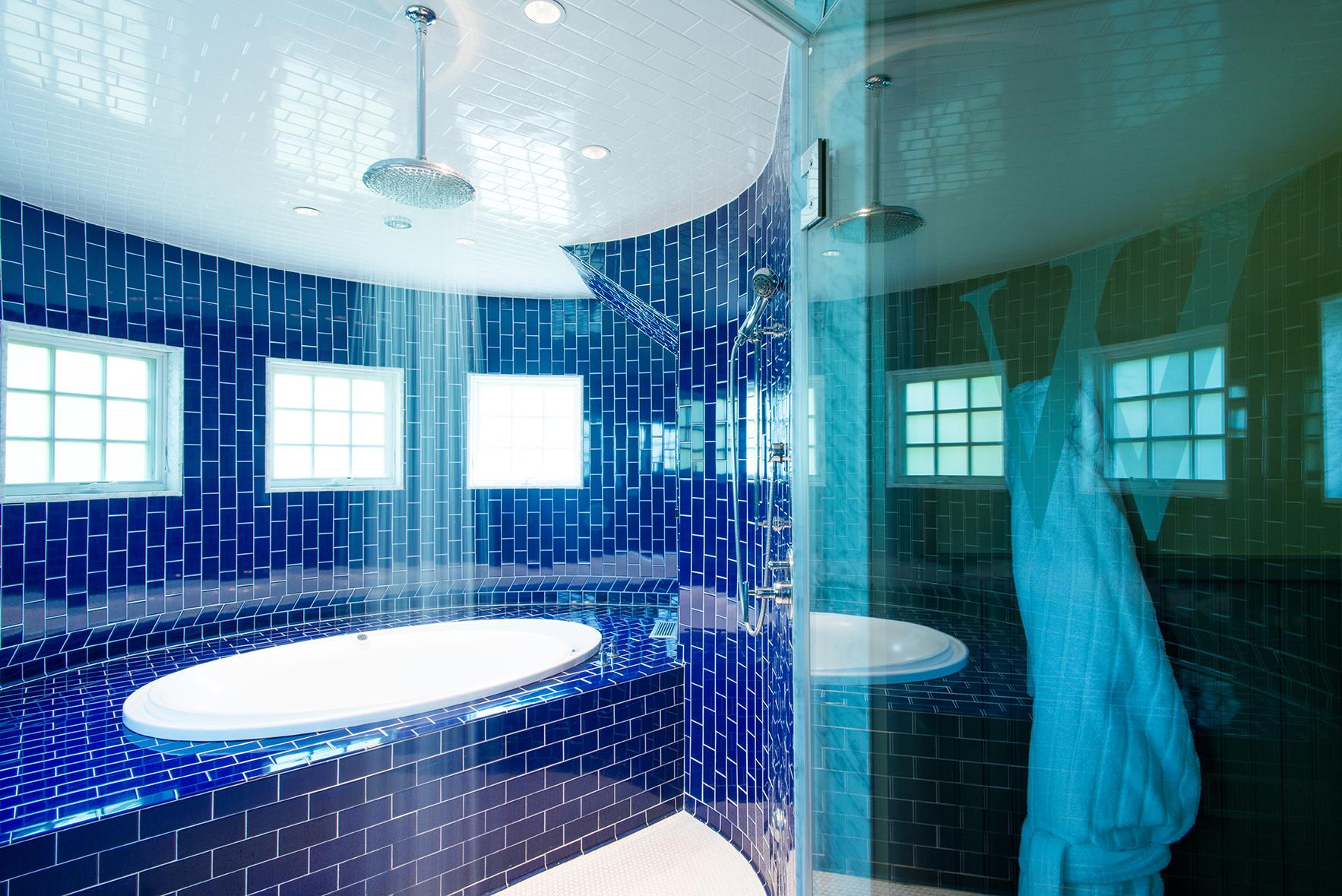 Nautical Themed Bathroom