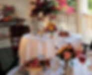Elegant Gourmet Dining porch at Winvian Farm, Morris CT