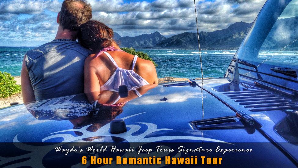 6 Hour Romantic Hawaii Tour