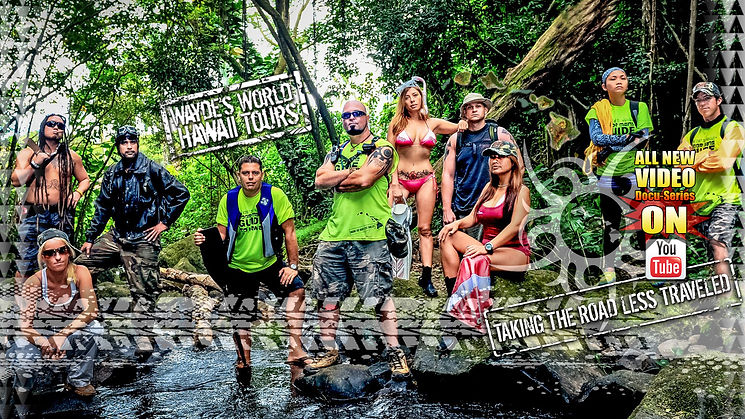 Wayde's World Hawaii Tours