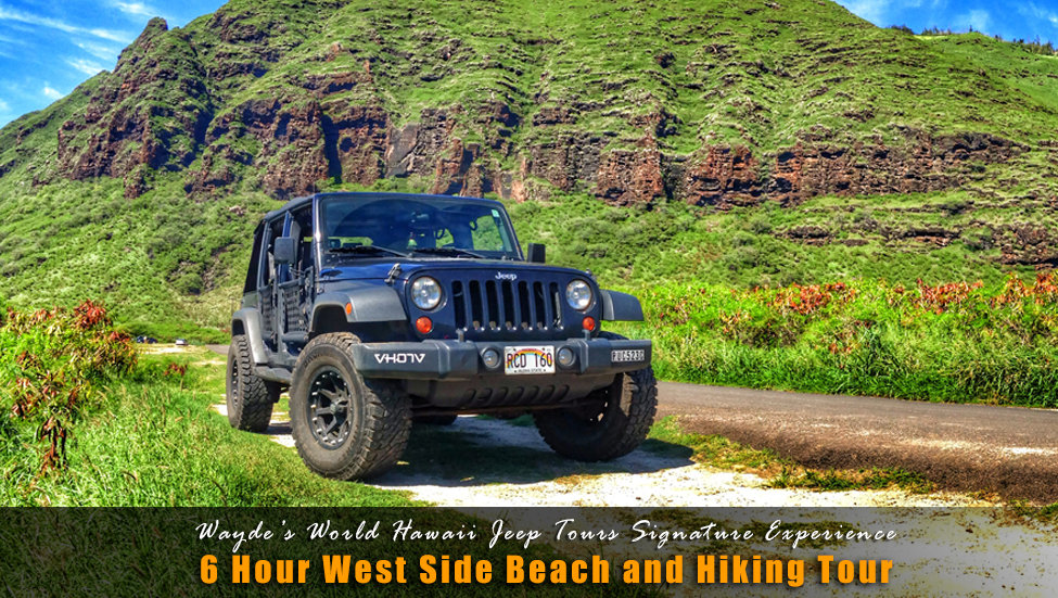 6 Hour Beach and Hiking *SPECIALTY Tour
