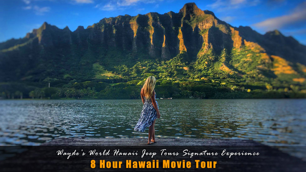8 Hour Hawaii Movie *SPECIALTY Tour