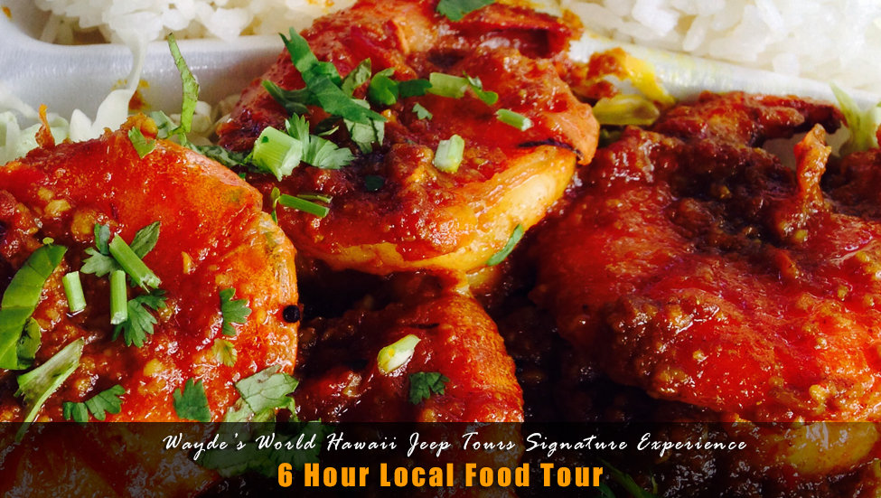 6 Hour Local Food Plate Tour
