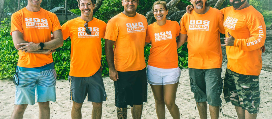 Protecting Hawaii with 808 Cleanups