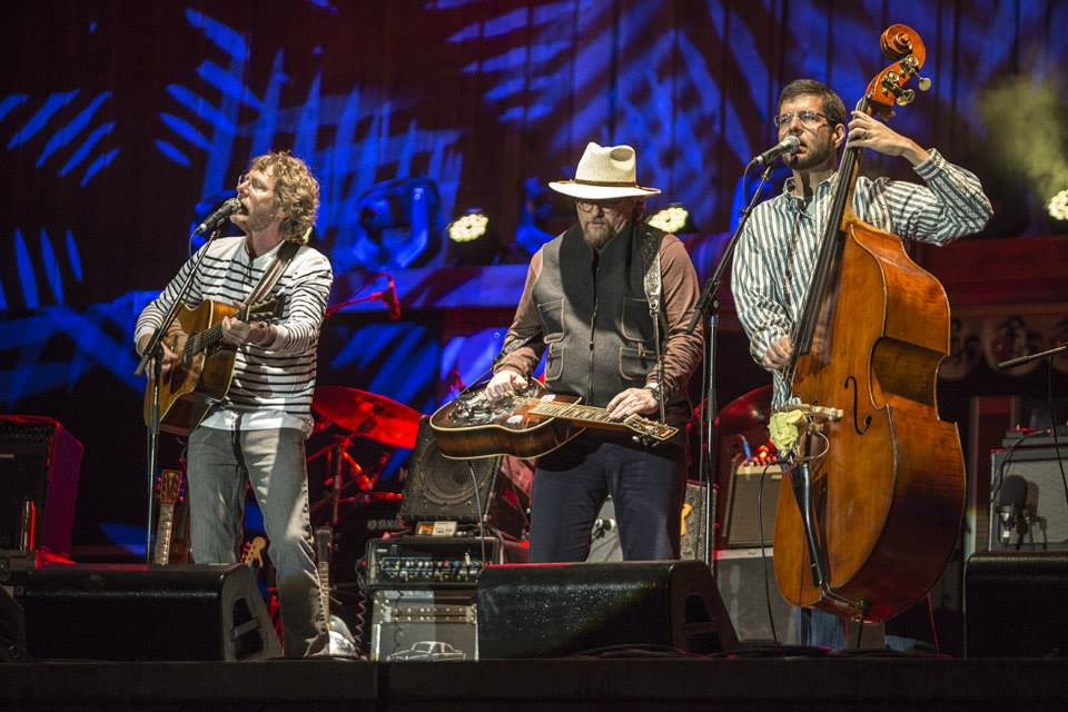 Sam Bush Jerry Douglas