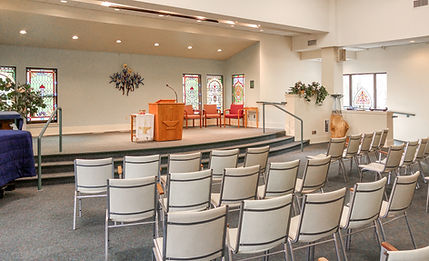 Winnipeg Funeral Homes - Chapel Facilities