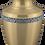 Thumbnail: 511L Odessa Bronze Floral (Brass)
