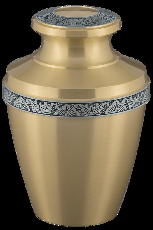 511L Odessa Bronze Floral (Brass)