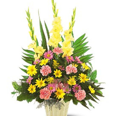 Cremation Floral Arrangement TF-184-3