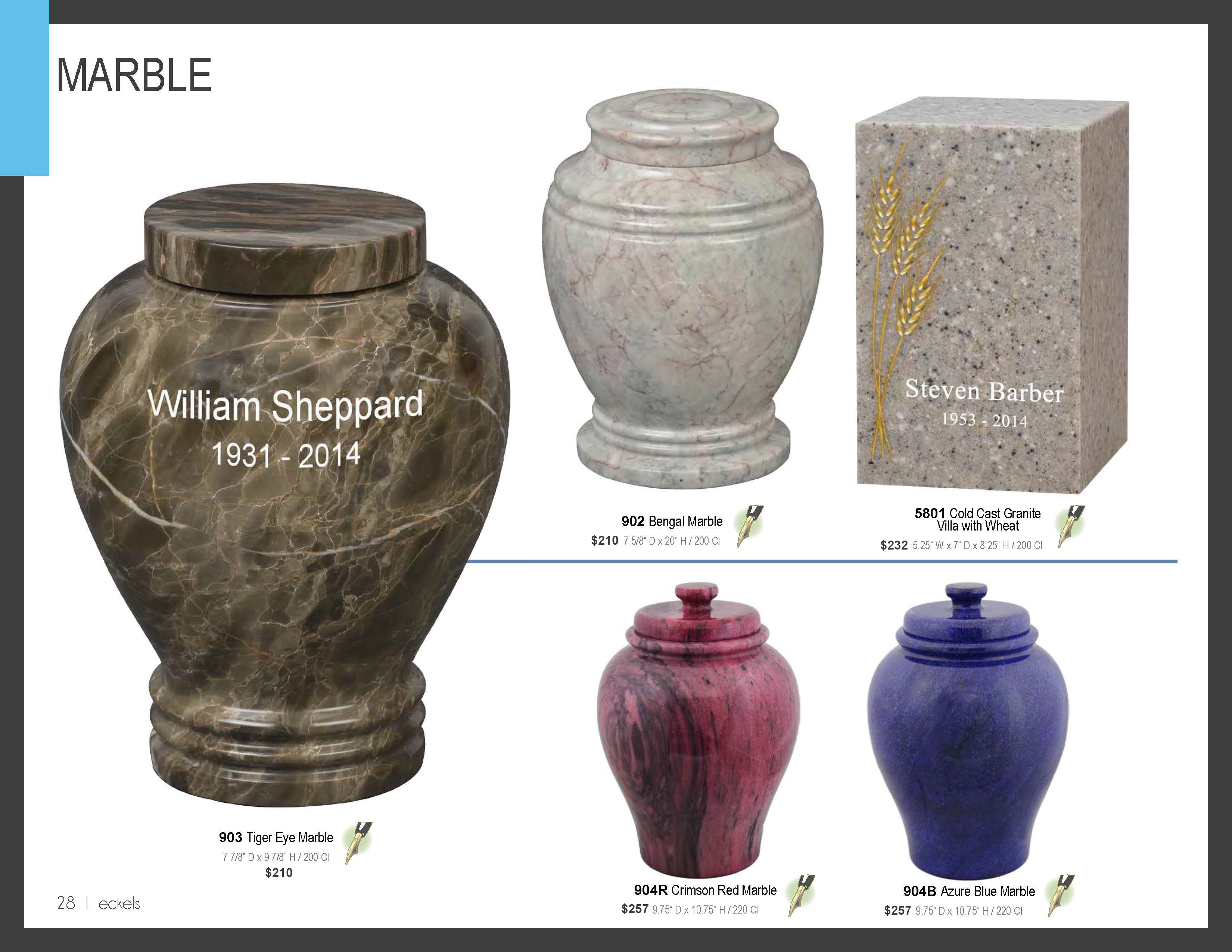 Cremation Urns | Ethical Death Cares