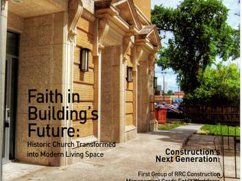Studio 511 featured in UPWORD Magazine