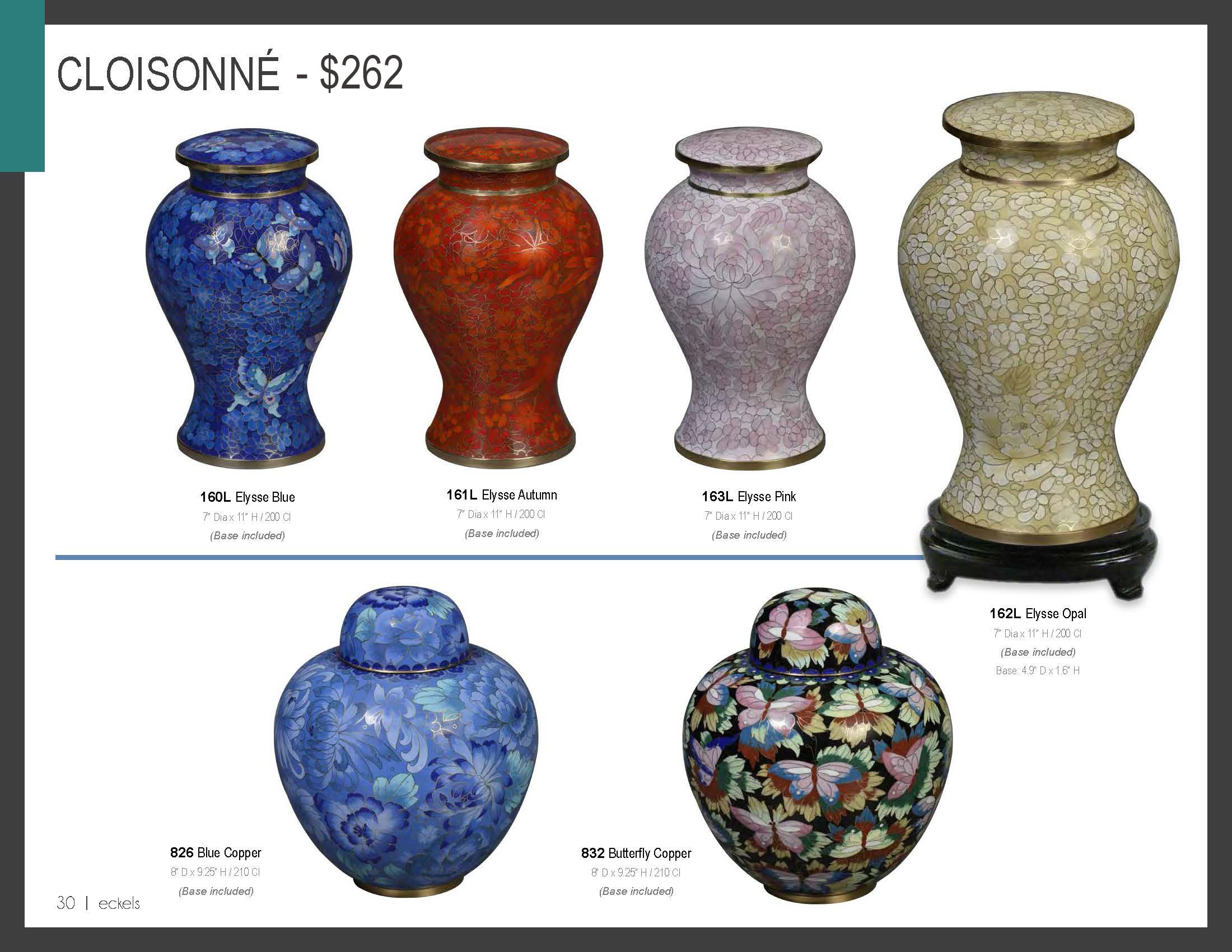 Cremation Urns | Ethical Death Care