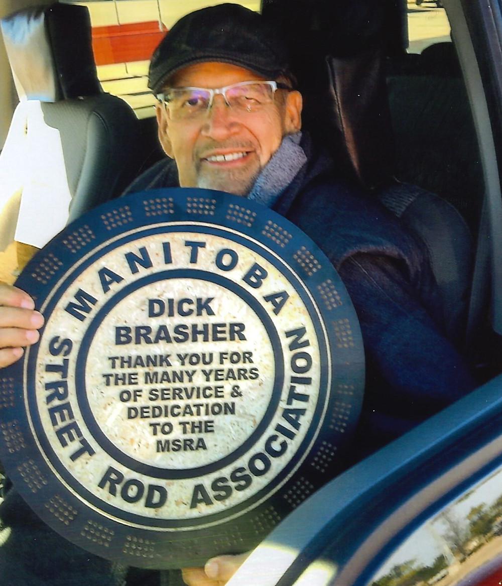 Richard Brasher   Obituary   Ethical Death Care   Winnipeg