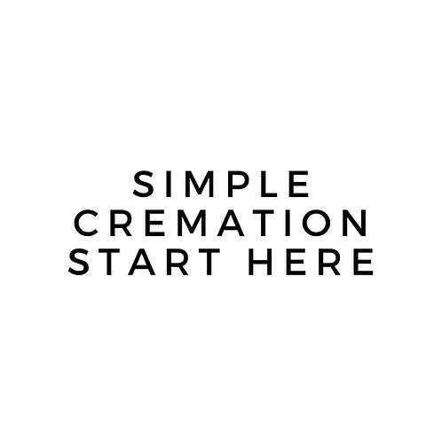 Simple Cremation Service