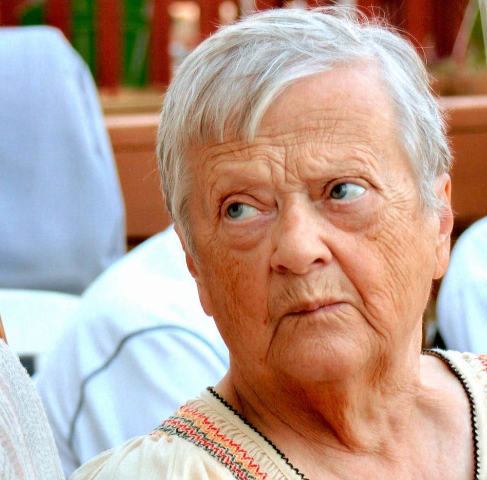 Verna Boss   Obituary   Ethical Death Care   Winnipeg
