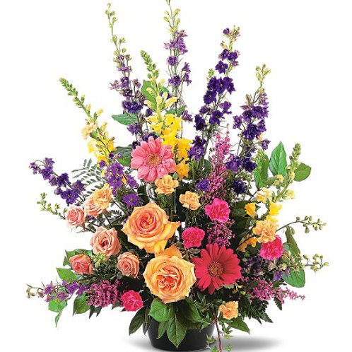 Cremation Floral Arrangement TF183-1