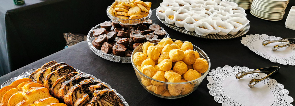 Assortment of Pastries and Sweets