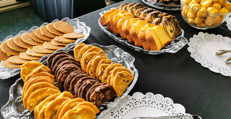 Assortment of Sweets Veggies