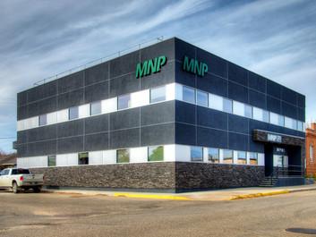 MNP's moves into their new building in Virden