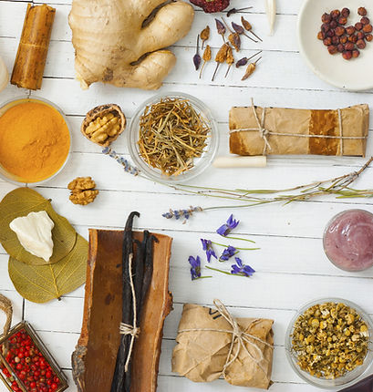 Natural ingredients at beautyscience
