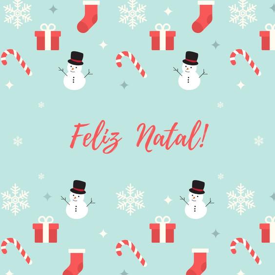 Cartões de natal com e sem frases para baixar! DIY Presente de natal de última hora!