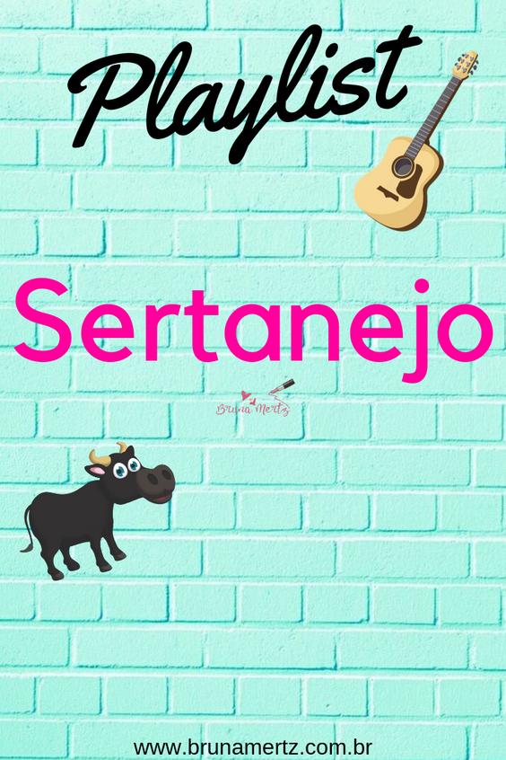 PLAYLIST: Sertanejo | Março 2019