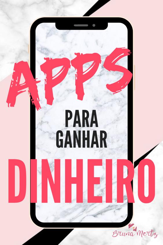 8 Aplicativos para GANHAR DINHEIRO | 2019