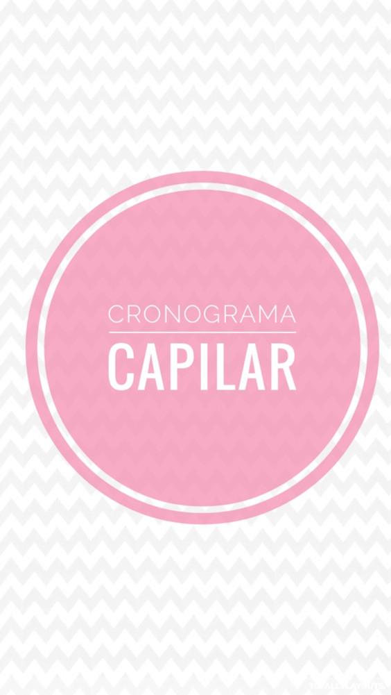 CRONOGRAMA CAPILAR: O que é, como identificar cada passo + dicas de produtos!